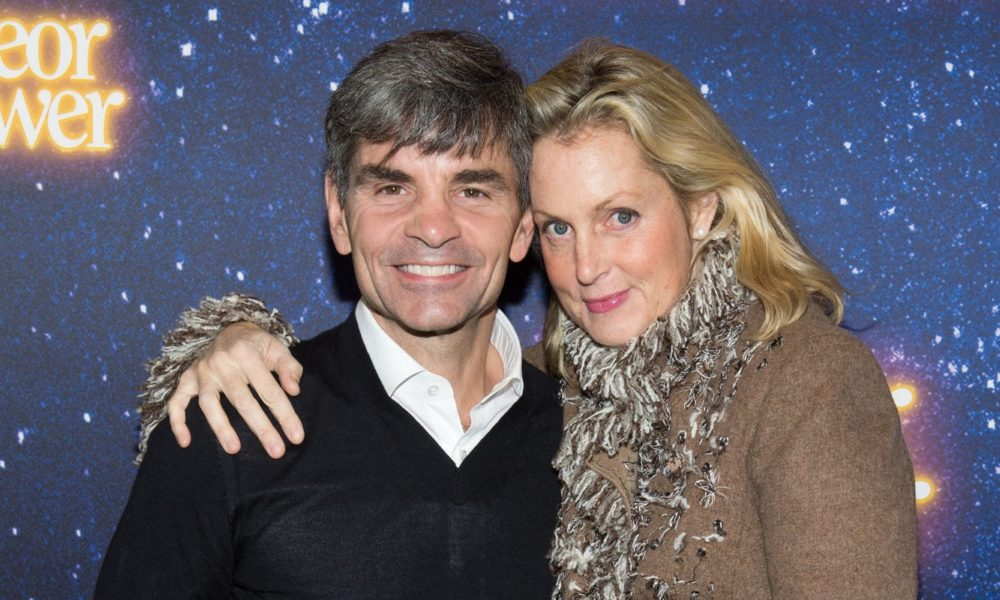 Ali Wentworth, comedian and wife of George Stephanopoulos, tests positive for COVID-19