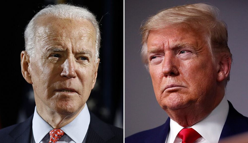 Fox News Poll: Biden and Trump now tied in race for White House