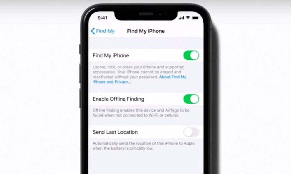 Apple hints at item-tracking AirTags in support video