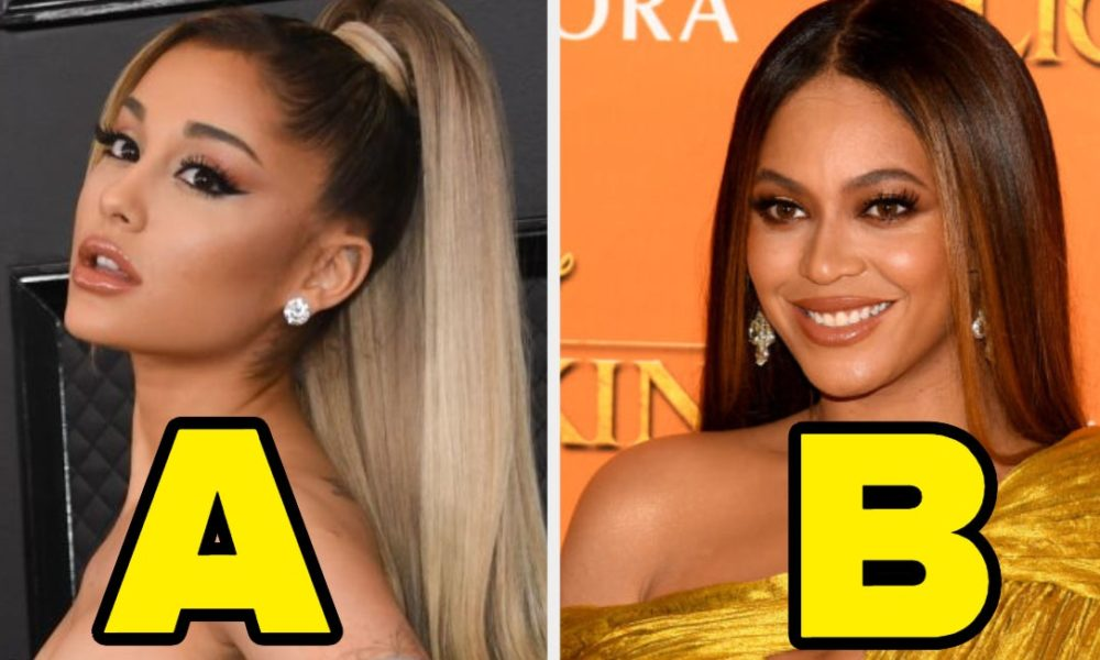 This Celebrity A-Z Quiz Will Guess Your Generation With 99% Accuracy