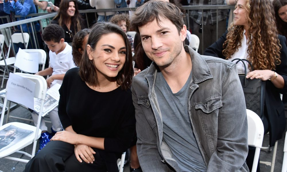 Ashton Kutcher, Mila Kunis launch 'Quarantine Wine' to help coronavirus relief efforts