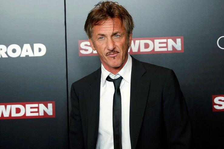 Sean Penn partners with Los Angeles for coronavirus drive-through testing location