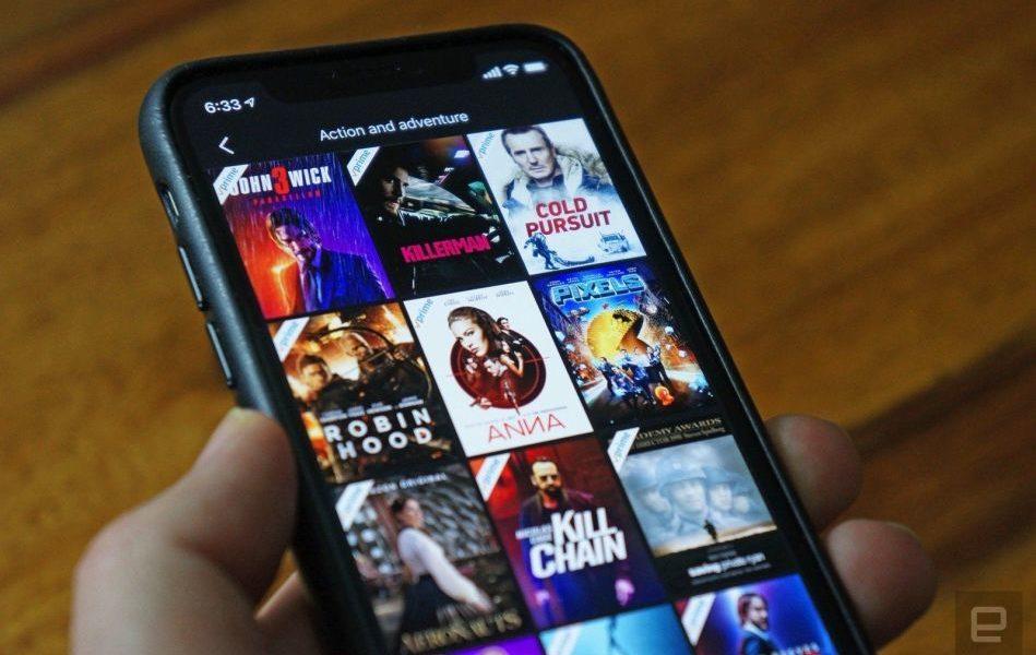 Apple lets Amazon rent movies inside Prime Video's iPhone app