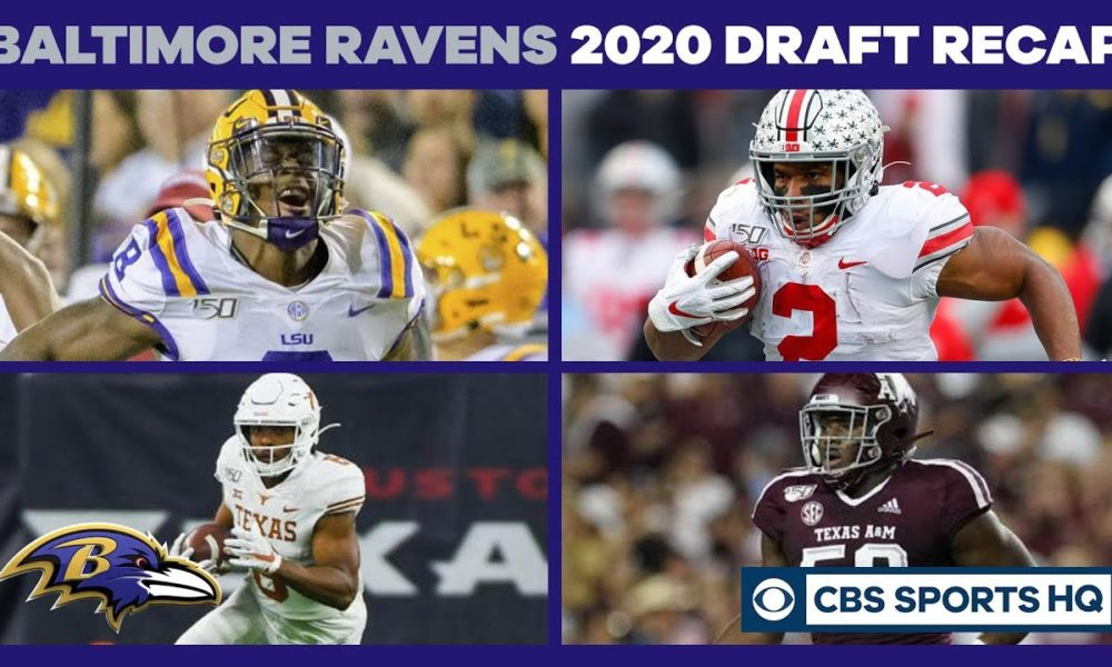 Baltimore Ravens Draft Recap | 2020 NFL Draft | CBS Sports HQ – CBS Sports