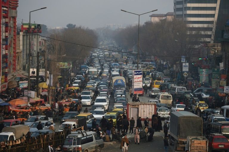 Kabul bans motorbikes to stem Taliban killings and crime