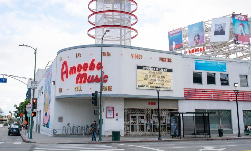 Largest independent record store in the US appeals for funds to survive the pandemic
