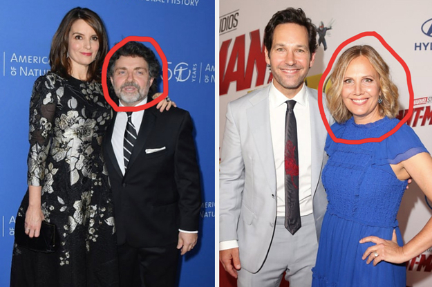 29 Celebrity Spouses I (Honestly) Never Knew Existed