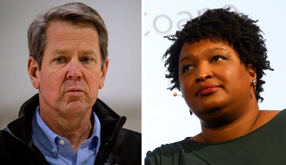 Stacey Abrams says there's 'no logic' to Georgia's attempt to reopen economy