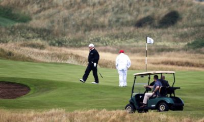 Fact check: Trump did host rallies, play golf as as COVID-19 outbreak ramped up