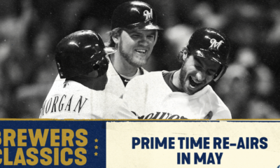 FOX Sports Wisconsin announces additional 'Brewers classics' games