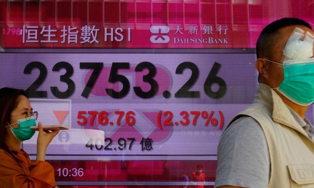 Global Stocks Drop as Oil Market Shudders – The Wall Street Journal