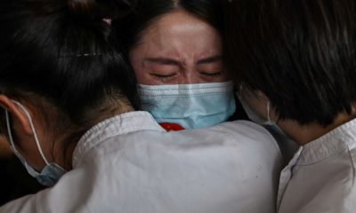 Coronavirus live updates: China lifts lockdown in Wuhan where global pandemic began