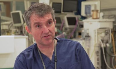UK doctor: We're on standby for potential next wave