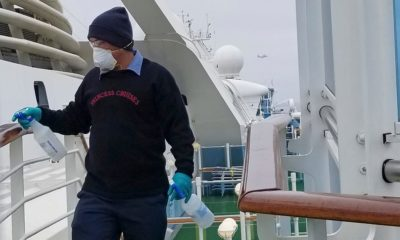 If you sailed on these cruise ships, you may have been exposed to coronavirus