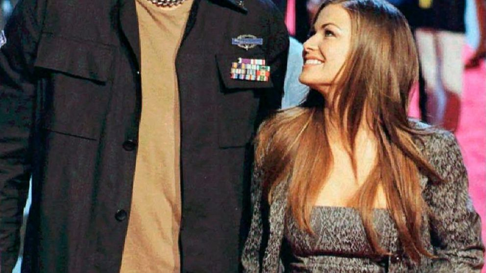 Carmen Electra recalls 'bad boy' Rodman's courtship