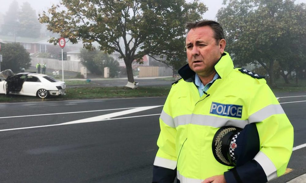 Covid 19 coronavirus: Essential worker left in tears after being pulled over for speeding