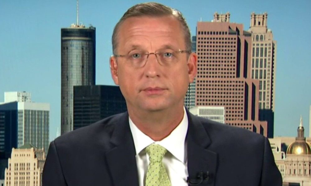 Doug Collins on Georgia reopening businesses: 'Citizens have to feel comfortable'