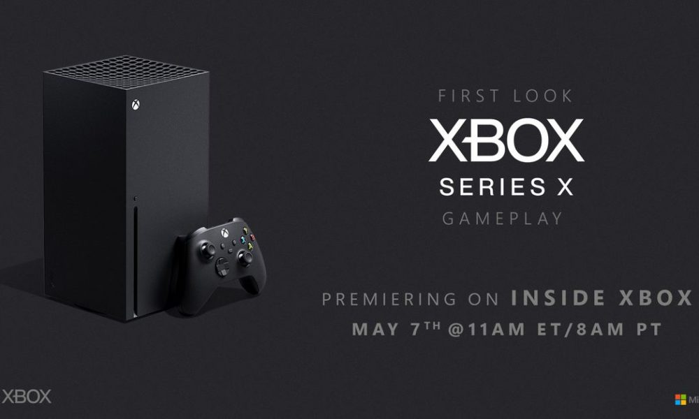 Microsoft to demo Xbox Series X games on May 7th