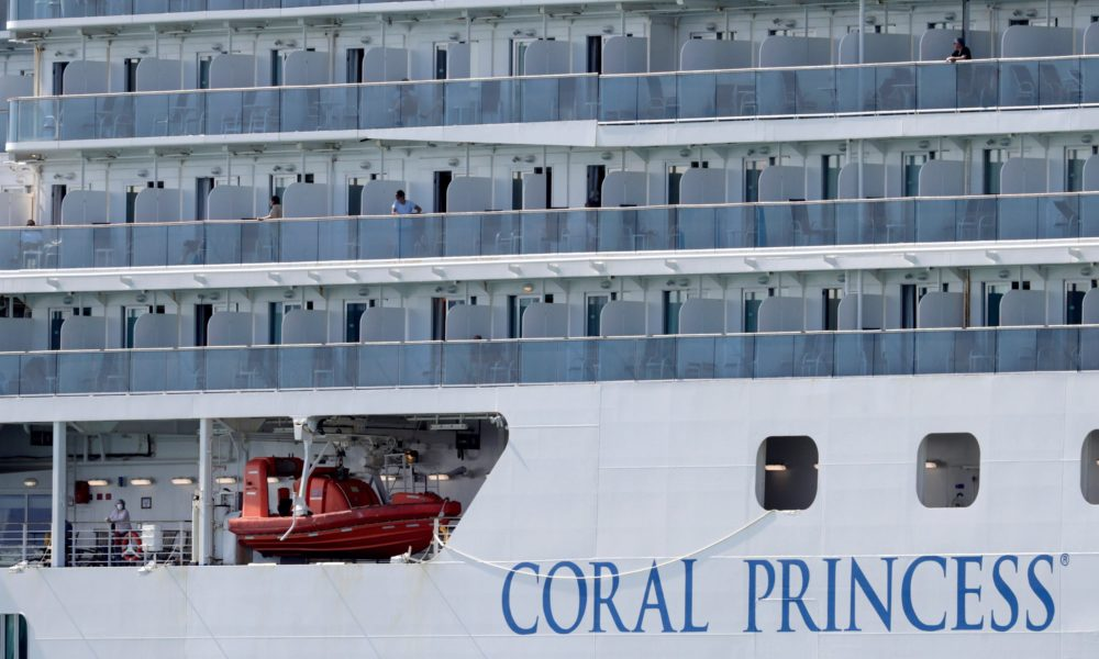 Coronavirus: Princess extends cruise cancellations; lines expand cancellations, rebookings