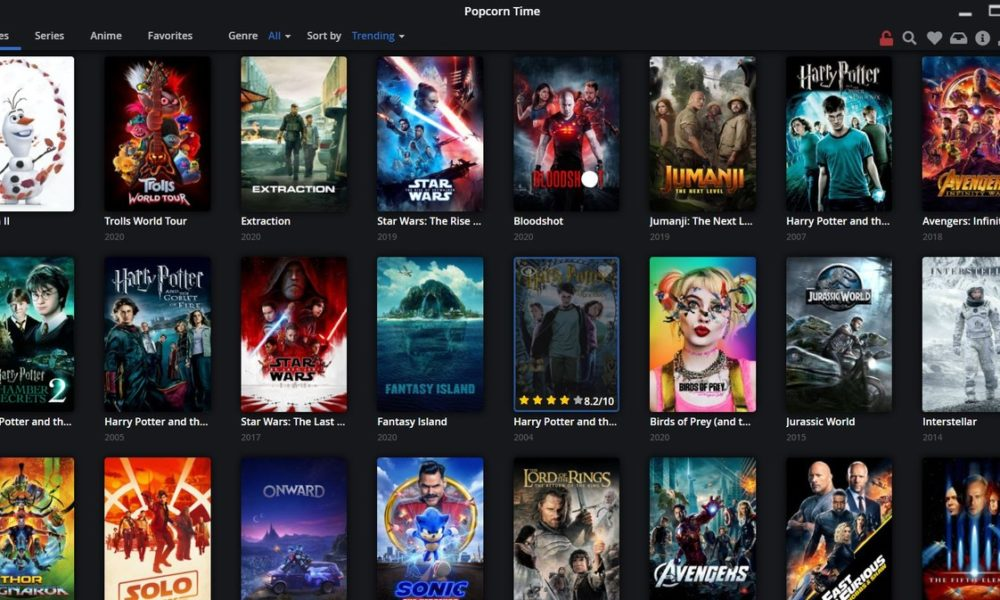 GitHub Takes Down Popcorn Time Desktop App After Copyright Complaint