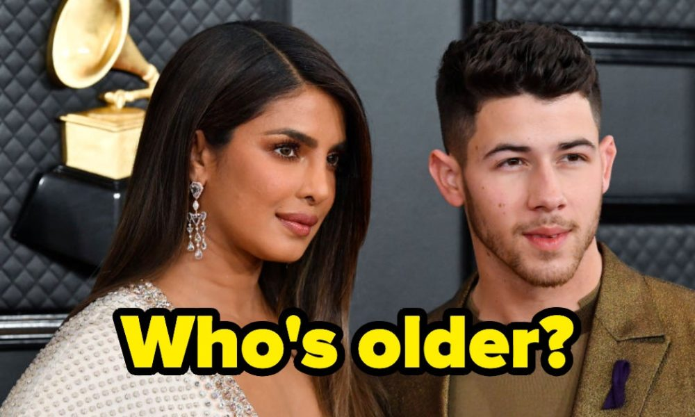 Do You Know Which Half Of These Celebrity Couples Is Older?