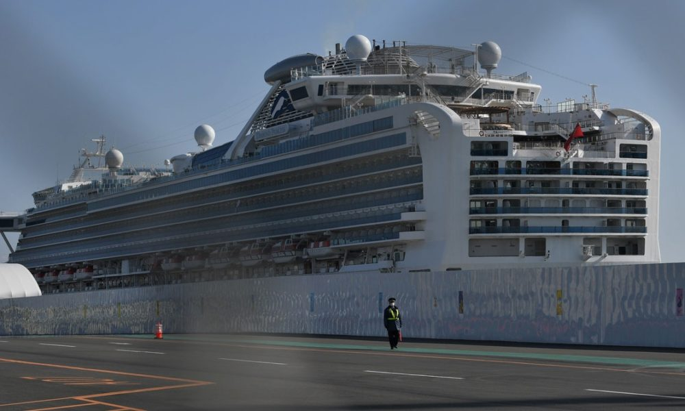 27 Days in Tokyo Bay: What Happened on the Diamond Princess