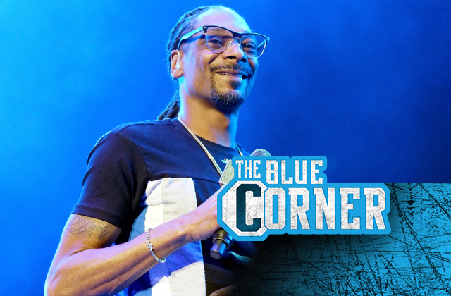 Did Snoop Dogg and Daniel Cormier just create the unlikeliest UFC commentary team?