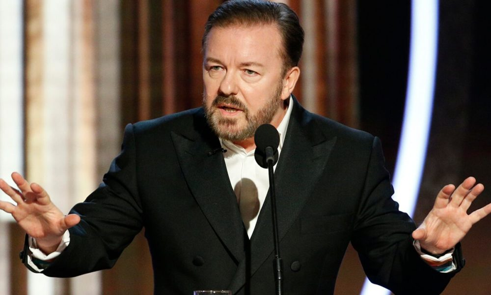 Ricky Gervais calls out celebs amid coronavirus quarantine: 'People are just a bit tired of being lectured to'
