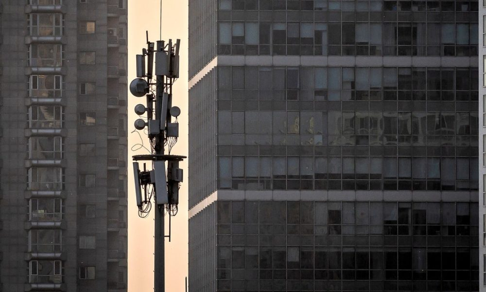 Trump Guns for Chinese Telecoms but Doesn't Have a Real Plan