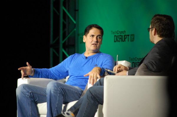 Extra Crunch Live: Join Mark Cuban for a Q&A on April 30 at 11am ET/8am PT