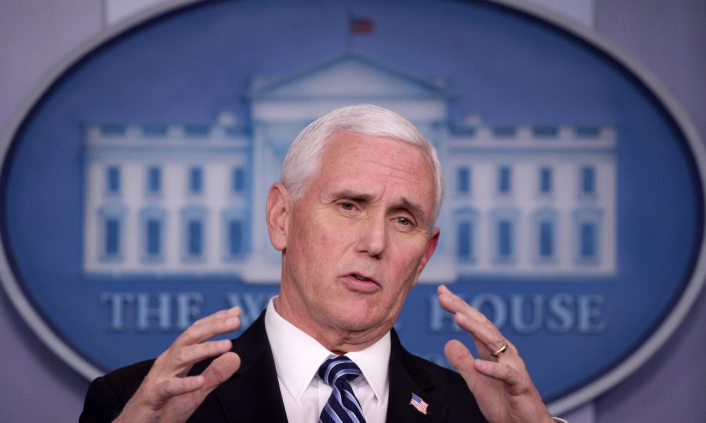 Pence isolation report denied, face masks, Disney Shanghai reopens: 5 things to know Monday