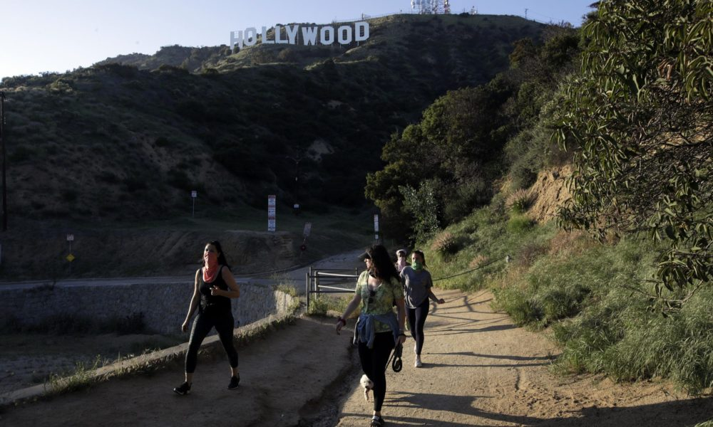 Hollywood sign hikes, water parks, hair salons: News from around our 50 states
