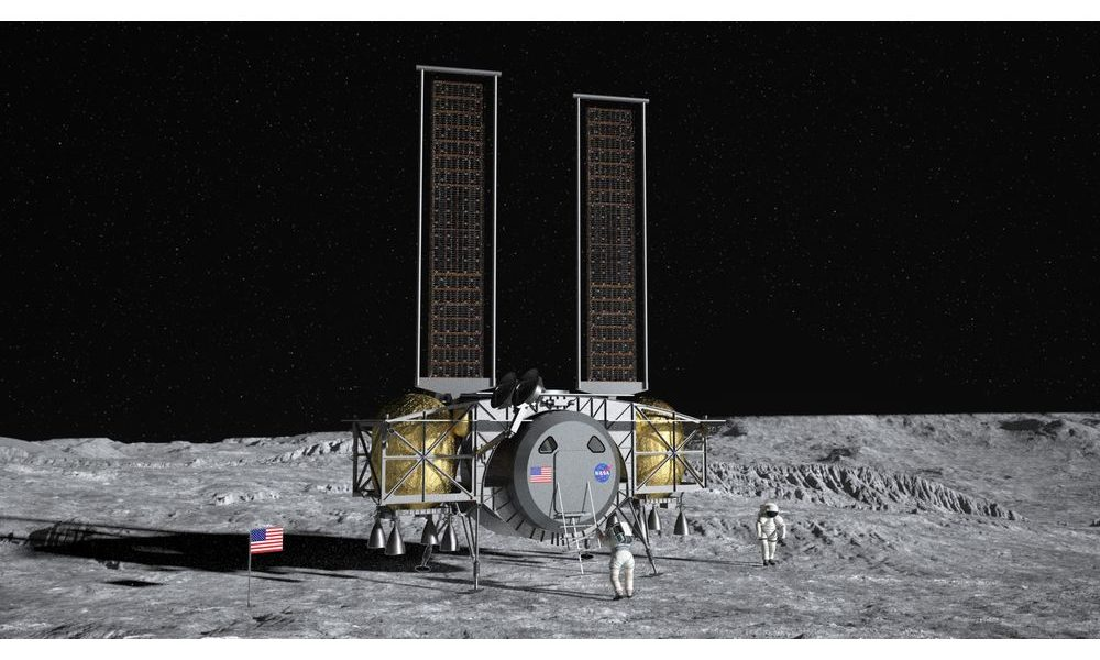 Maxar Selected to Support Dynetics in Designing and Building a Lunar Human Landing System for NASA – Financial Post