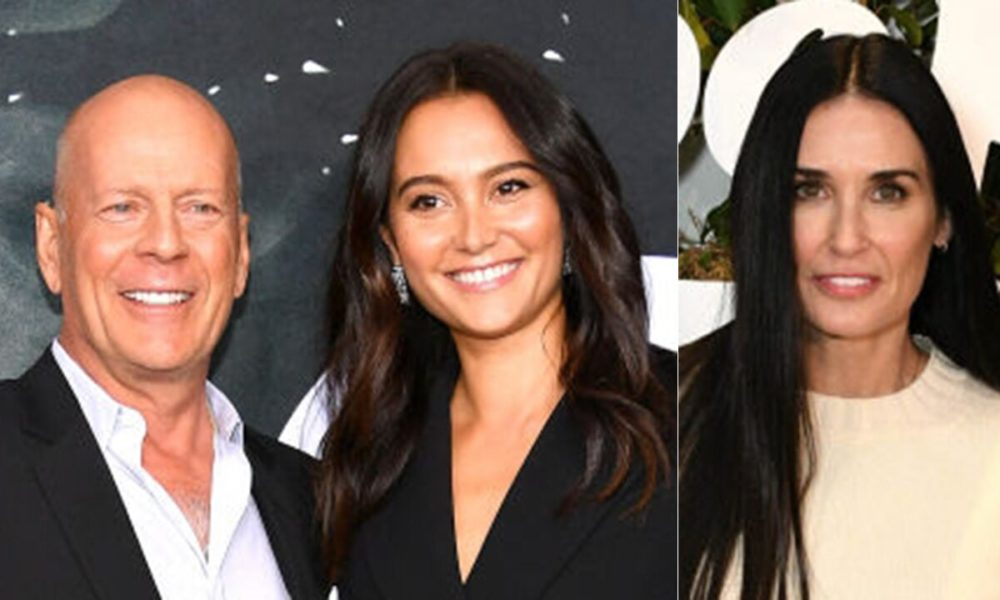 Bruce Willis reunites with wife after spending weeks in quarantine with ex Demi Moore