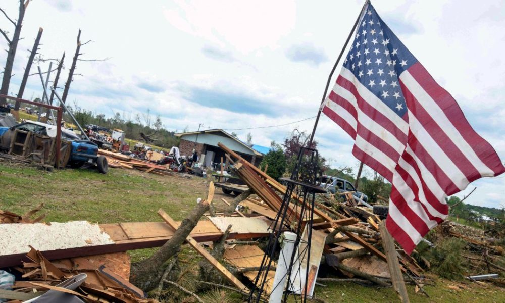 Tornadoes Possible in the Deep South, a Week After at Least 36 Died From Storms