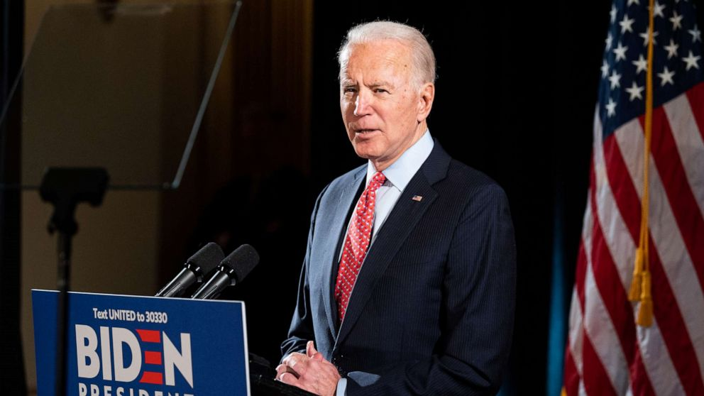 Biden campaign continues staff expansion, sees a 'clear path' to 270 electoral votes