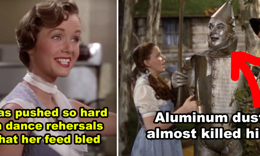 19 Dark Behind-The-Scenes Facts About Old Hollywood Movies And Actors