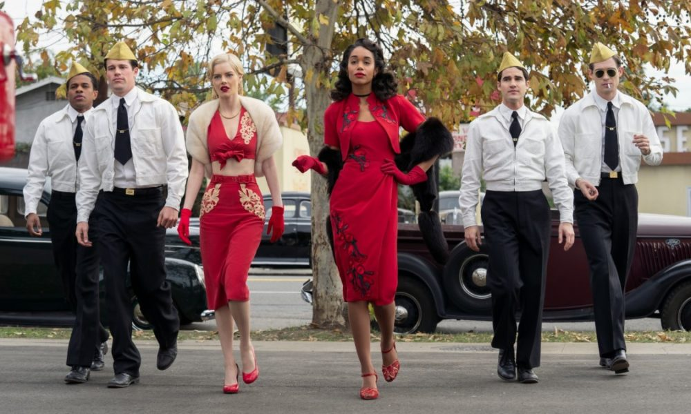 The Costumes in Ryan Murphy's 'Hollywood' Are a Love Letter to 'The Golden Age of Tinseltown'