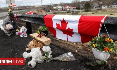 Canada shooting: Police defend lack of emergency alert