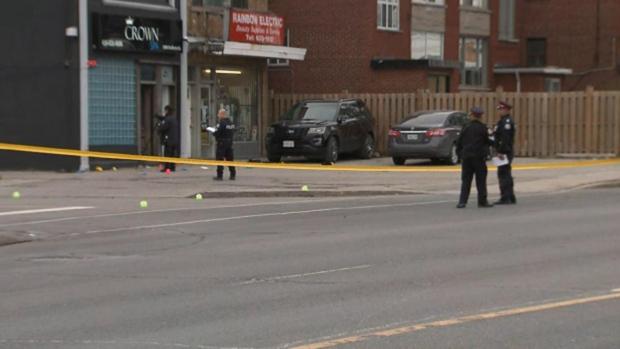 Downsview massage parlour machete attack was act of 'incel' terrorism: RCMP – CP24 Toronto's Breaking News