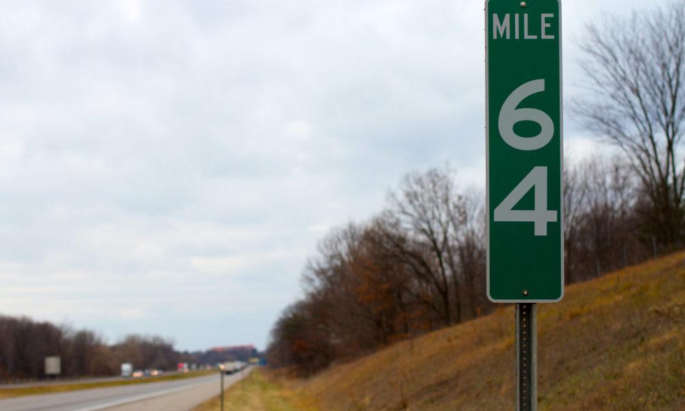sludgo's Mile Markers: Mile 64