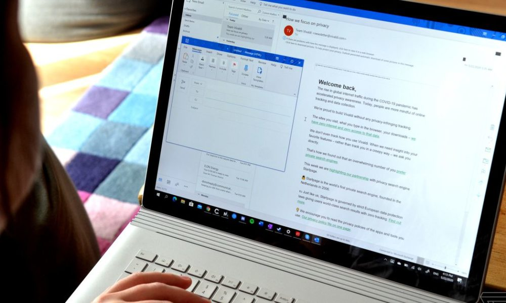 Outlook for Windows will soon sync email signatures across devices
