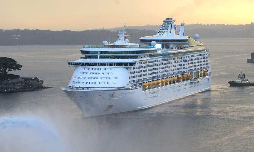 Royal Caribbean cancels nearly all cruises until August 1