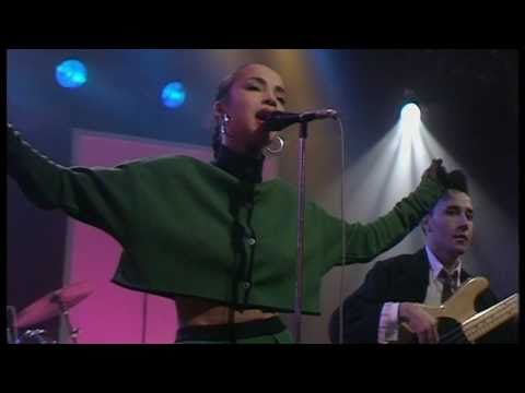 """Watch Sade's stunning TV performance of """"Is It A Crime"""" (1985)"""