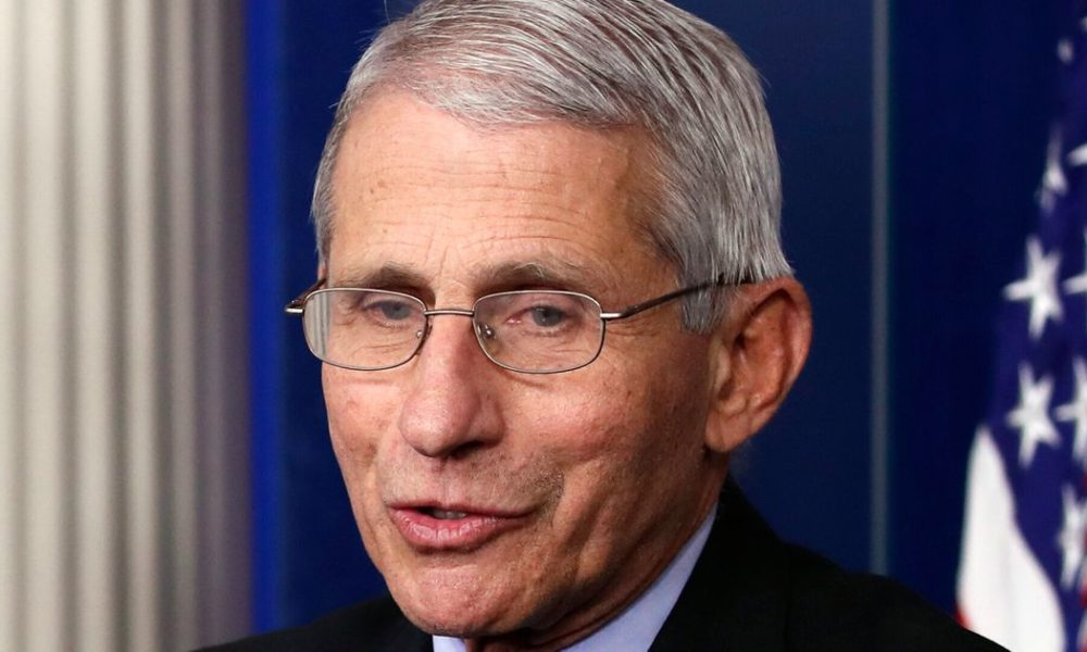 Legal Experts Erupt Over White House's 'Outrageous' Blocking Of Fauci Testimony