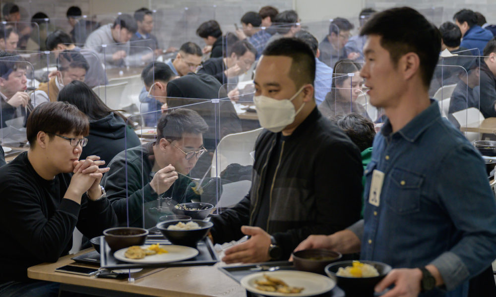 Outside the Box: The cafeteria — and other parts of office life — will change dramatically after coronavirus