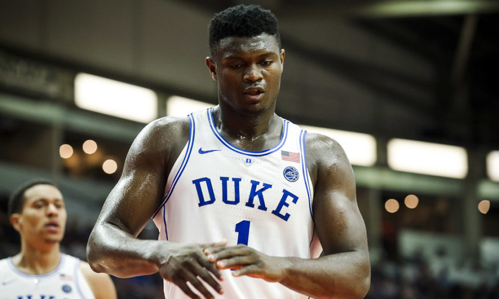 Request For Admission in Zion Williamson Lawsuit Should Worry Duke – Sports Illustrated