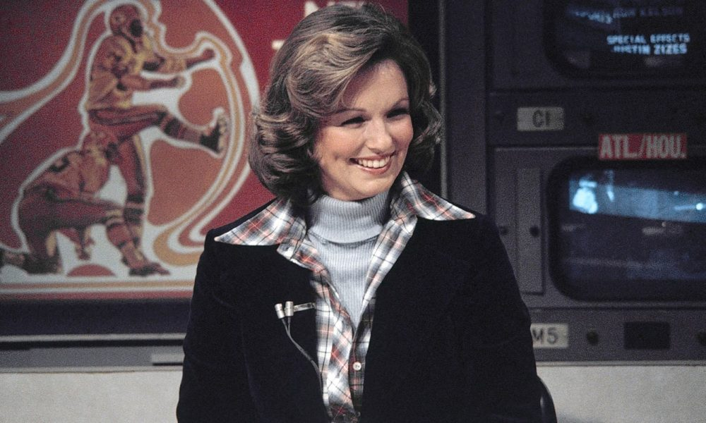 Opinion: Phyllis George was a trailblazer for women in sports media, a gift and role model we will never forget