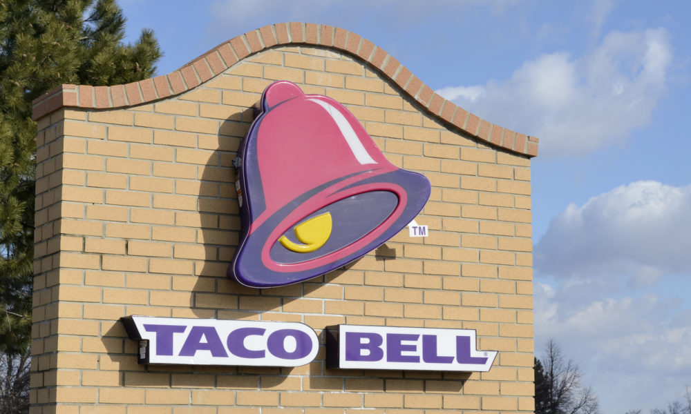 Taco Bell customer hit employees with bodily waste: police