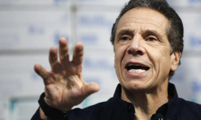 Cuomo indicates New York can start to reopen as planned after May 15 lockdown deadline